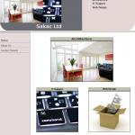Sakac Ltd Main Portal